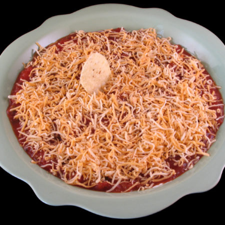 Image of Cheesy Bean Dip