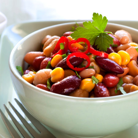 Image of Garden Bean Salad